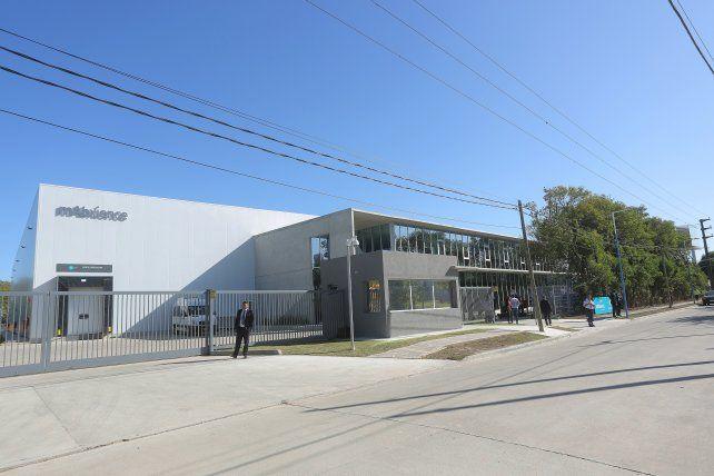 La planta de mAbxience en la provincia de Buenos Aires que fabrica el principio activo de la vacuna. El cuello de botella está en Mexico