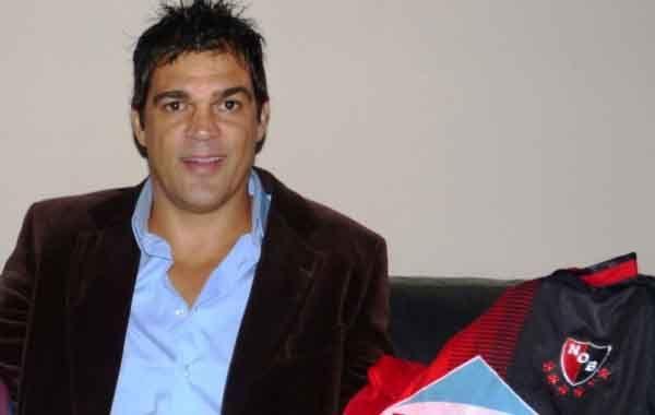Julián Maidana se metió en el corazón de los hinchas rojinegros.