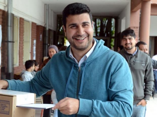 Marcos Cleri renueva su banca en Diputados.
