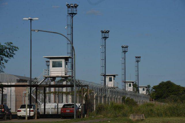 La unidad penitenciaria 16 está ubicada en el barrio Cabín 9 de Pérez.