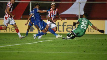 Unión jugó muy mal y pese a perder lo mejor terminó siendo el resultado.