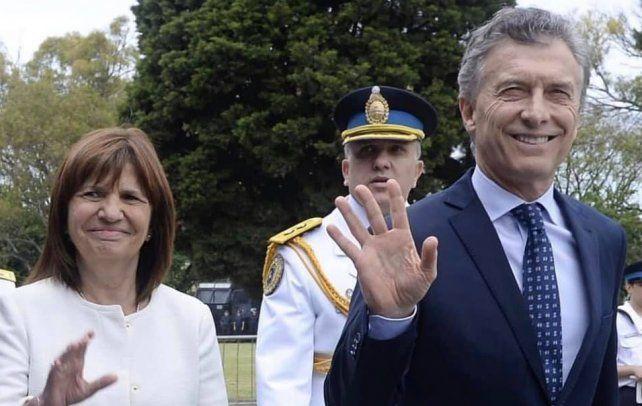Los planteos de Bullrich y Macri fueron considerados desestabilizadores por el oficialismo.