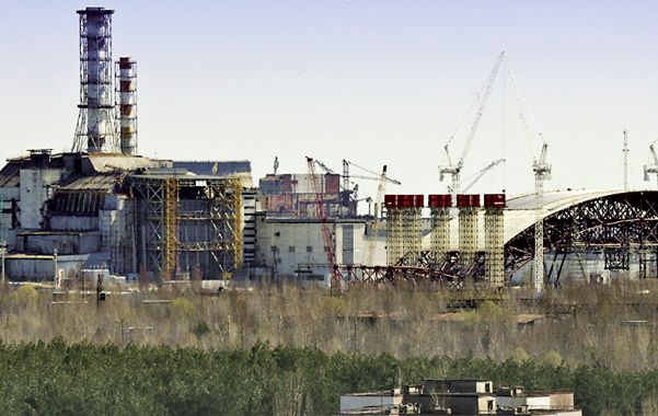 Chernobyl. En 1986 se produjo en Ucrania el peor accidente ambiental.