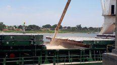 Se exportaron más de 50.000 toneladas y se concretaron 20 embarques desde el puerto de Santa Fe