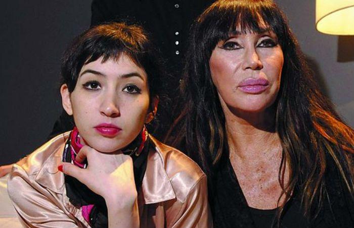 Sofía Gala recibió un sentido mensaje de mamá Moria.