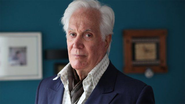 Internado. El actor Federico Luppi atraviesa un delicado momento de salud a los 81 años.