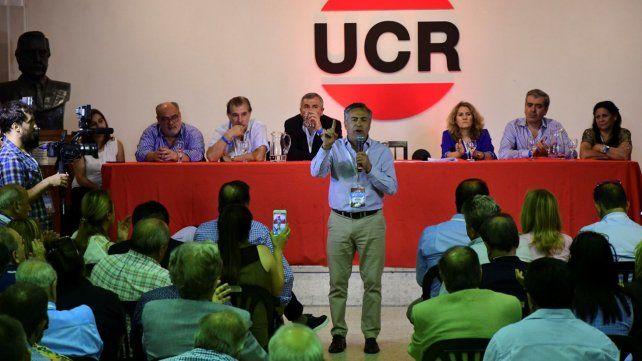 La UCR buscará fortalecerse en una cumbre en Buenos Aires