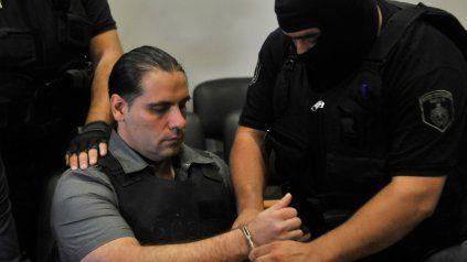 Diego Panadero Ochoa cumple condena en la cárcel de Piñero.