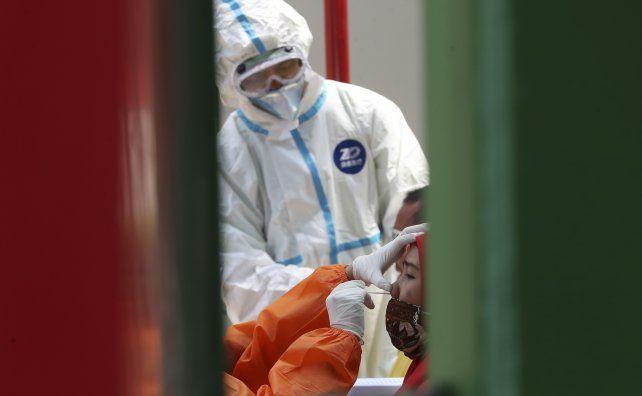 Coronavirus: Santa Fe registró el pico máximo de contagios hasta ahora con 1.925 casos, Rosario notificó 858