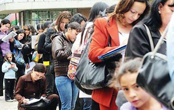 La desocupación en el departamento Rosario subió al 9,4 por ciento en el último trimestre del año