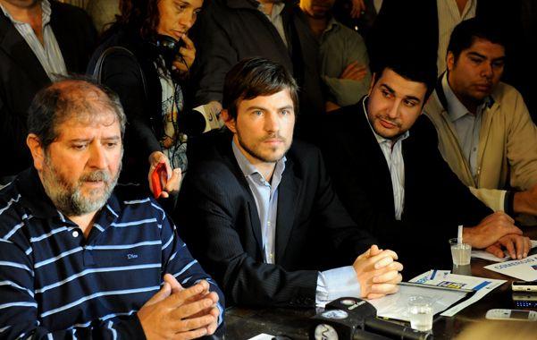 Antecedente. Costa estuvo con los almaceneros en Rosario en marzo.