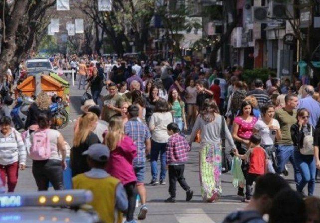 Centro Comercial Calle San Luis