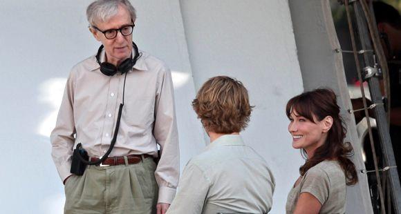 Woody Allen se pone nostálgico con un viaje a los dorados años veinte