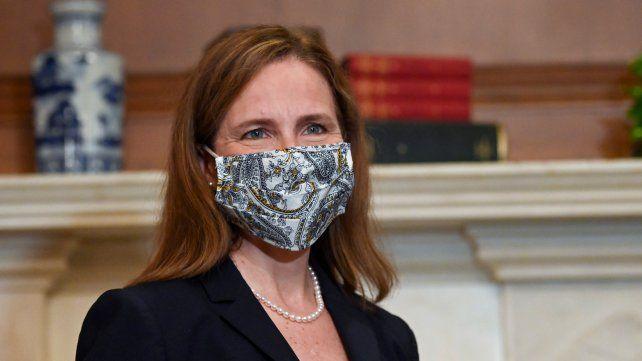 Los republicanos consagran hoy en la Corte a la conservadora  Amy Coney Barrett