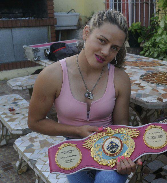 La Bonita iba a pelear por segunda vez en el año