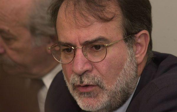 El ex director del Banco Central habló ante un auditorio de empresarios en Rosario.