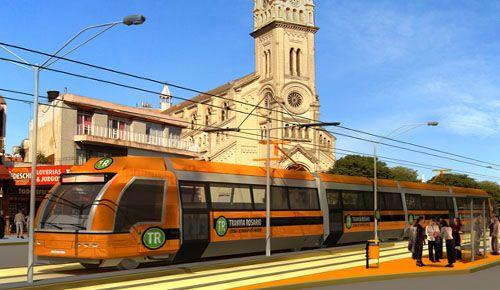 Lo que viene. El tren metropolitano es uno de los proyectos más ambiciosos que motorizan las administraciones provincial y municipal.