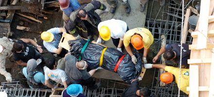 Santa Fe tiene el índice más alto de muertes por accidentes laborales del país