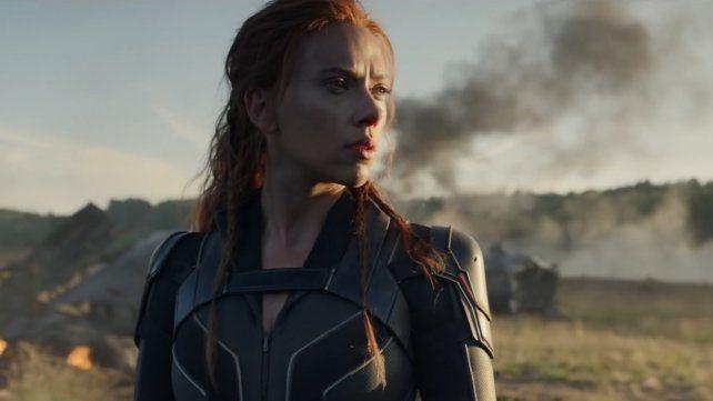 Black widow. La heroína interpretada por Scarlett Johansson ya tiene su propia película.