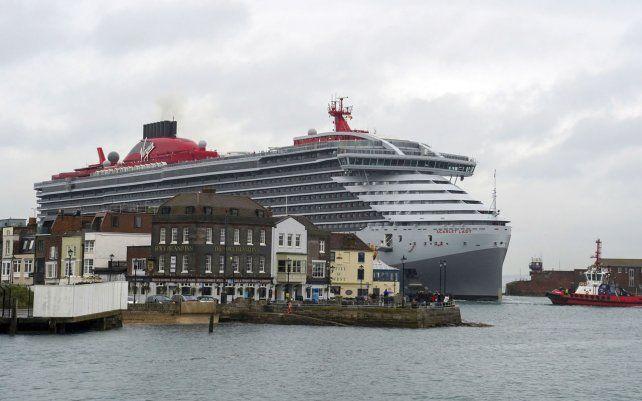 El crucero de lujo de Virgin Voyage