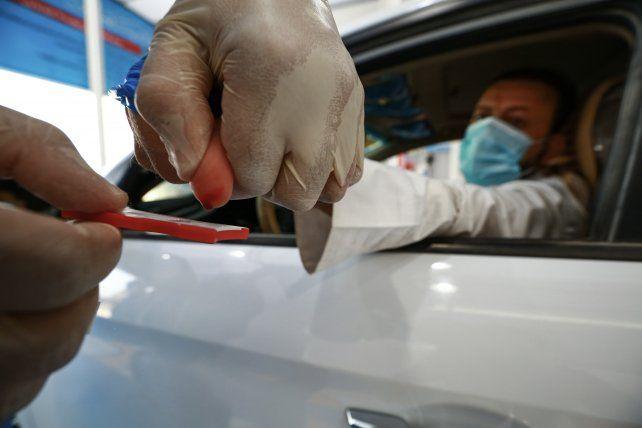 Rosario registró 59 casos nuevos de coronavirus, y la provincia tuvo el récord de 156