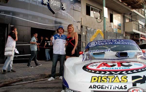 A ganar. Josito Di Palma tiene grandes chances. Pero debe el triunfo obligatorio.