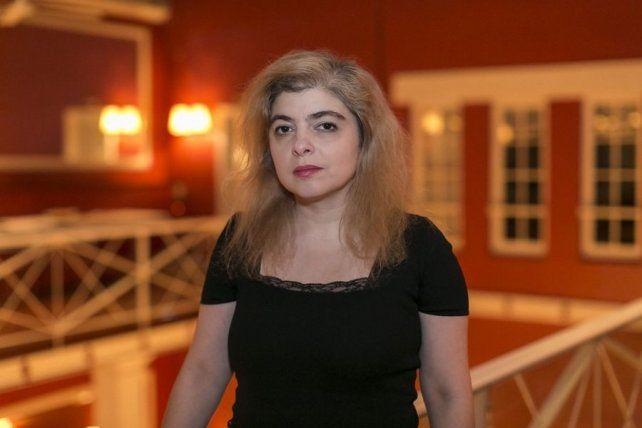 Escritora. Mariana Enriquez