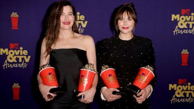 WandaVision fue la gran ganadora en la primera noche de los MTV Awards