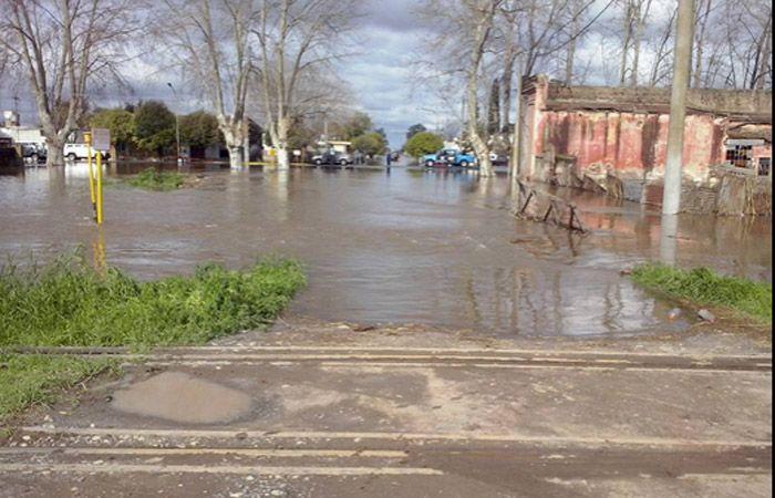 Se recupera el ejido urbano de Sanford después de las inundaciones.