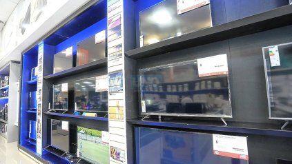 Extienden la campaña para compra de televisores en cuotas