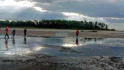 Bajante del río: Bahl le pidió a los vecinos reducir el consumo de agua