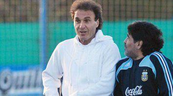 La confesión de Claudia Villafañe a Ruggeri sobre la muerte de Maradona