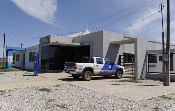 Nueva. La subcomisaría 26ª de Villa Gobernador Gálvez fue inaugurada en octubre del año pasado.