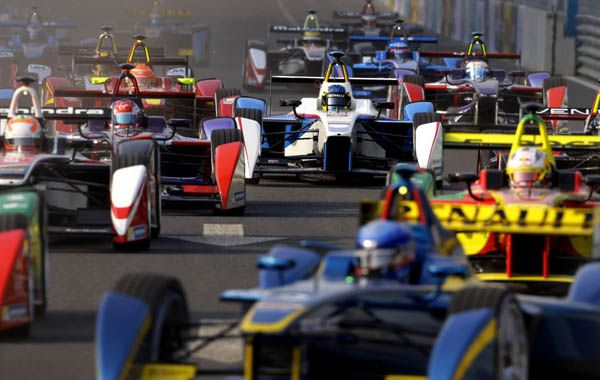 La Fórmula E hace Punta
