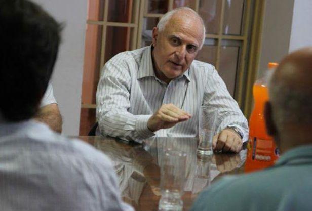 El mandatario santafesino habló de incertidumbre a la hora de hablar de inflación.