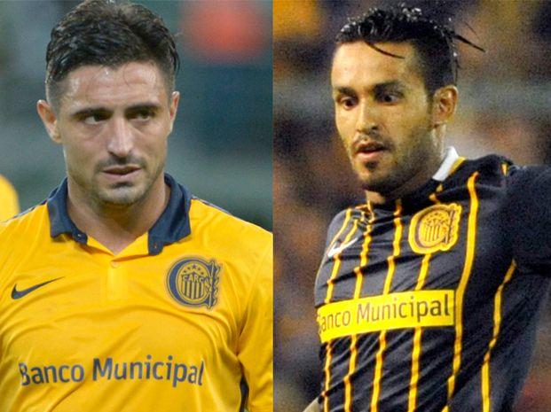 Pablo Álvarez y Gustavo Colman sufrieron desgarros que los alejarán de las canchas.