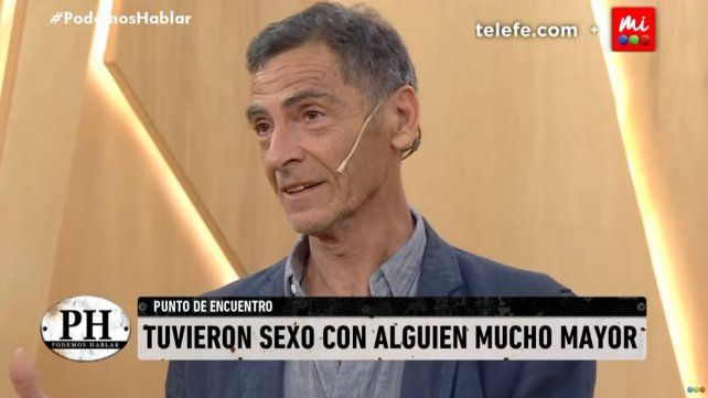 Gustavo Garzón reveló su experiencia sexual en el velorio de Perón