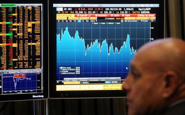Carrera alcista. Los bonos argentinos en el exterior muestran una gran suba
