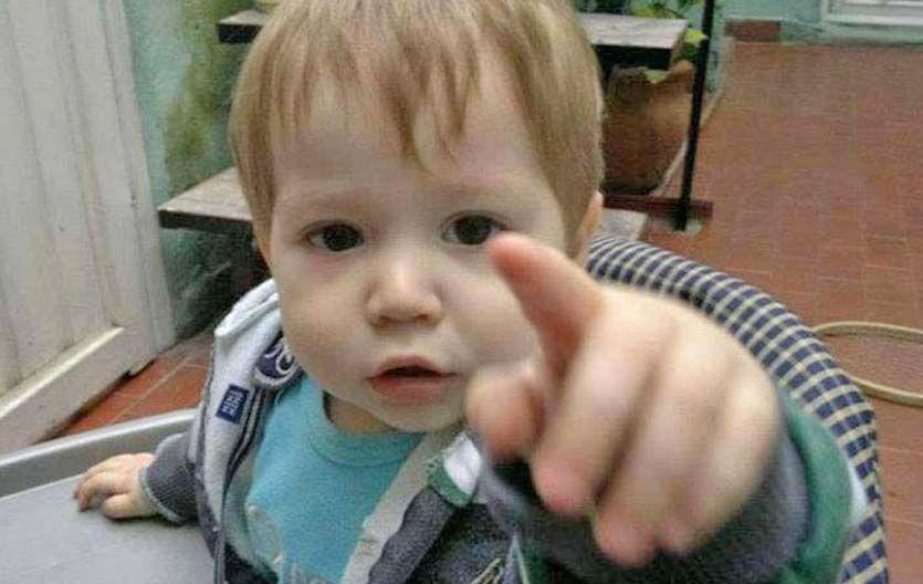 El nene de 2 años sufrió un paro.