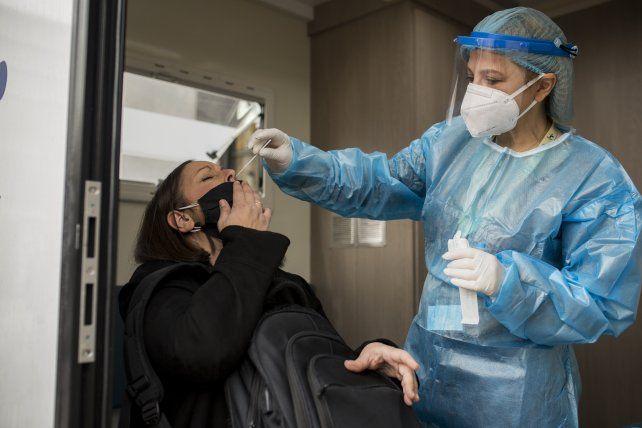 Rosario acumula 612 muertes por coronavirus en lo que va del año