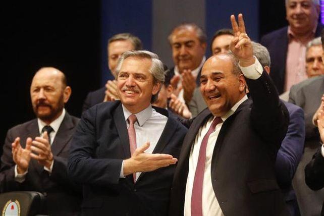 Peronizar. Fernández busca en Manzur a un peronista probado en ejercicios de lobby político y económico.