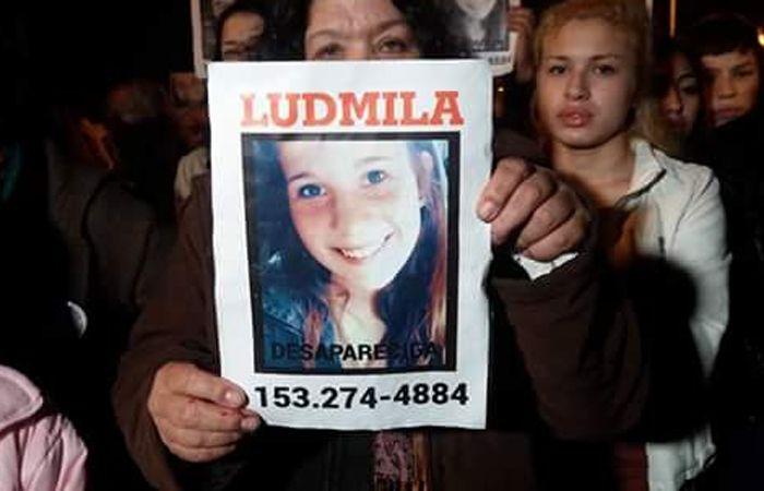 La aparición de la joven ocurrió ayer cuando se había organizado una nueva marcha.