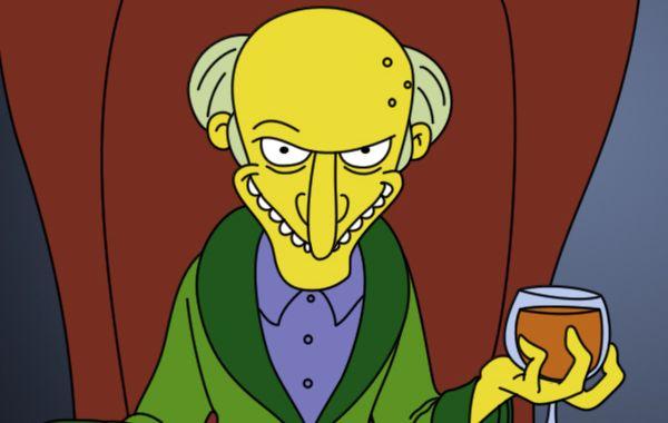 El maléfico señor Burns seguirá teniendo su voz original.