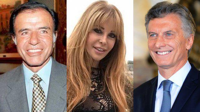 Graciela Alfano reveló que tuvo un romance con el expresidente Mauricio Macri