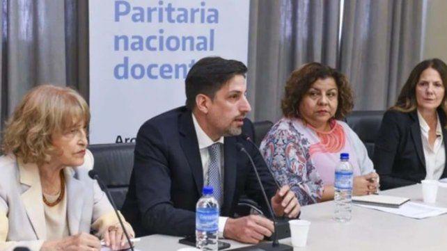El ministro de Educación nacional