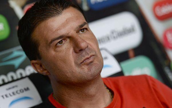 Raggio busca dejar atrás el profundo dolor que significó la derrota con Central. (Foto: L.Vincenti)