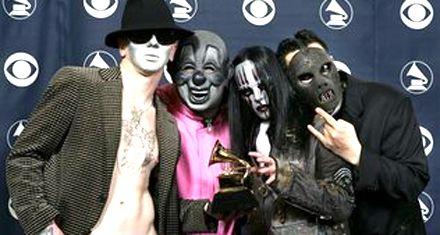 Hallan muerto al bajista de Slipknot en un cuarto de hotel