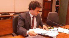 El fiscal Francisco Cecchini quedó en medio de una maniobra en la cual su nombre fue mal usado.