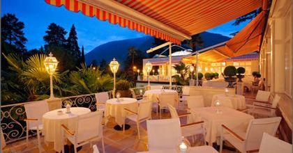 El spa donde Maradona y su pareja estarán una semana es un palacio frente a los Alpes