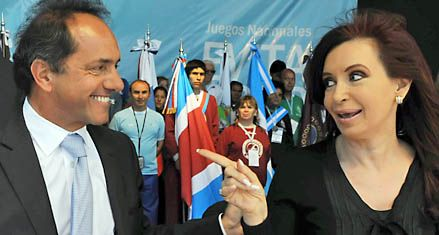 Operativo clamor kirchnerista para que Cristina sea candidata